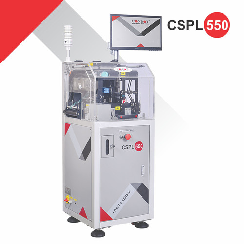 CSPL 550 Print & Verification for Pharama Outserts