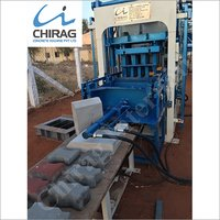 Fully Automatic Brick Machine