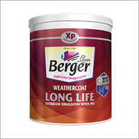 Berger Weathercoat Paint