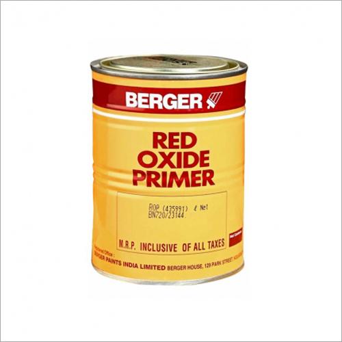 Berger Red Oxide Primer