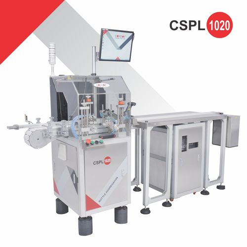 CSPL 1020 Bottle Aggragtion System