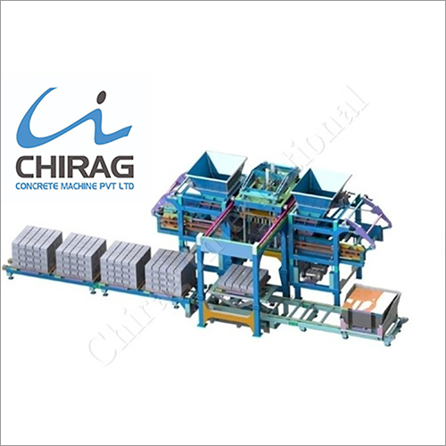 Advanced Technology Bricks Manufacturing Machine