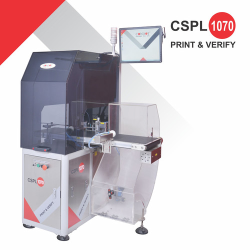 CSPL 1070 Print and Verification System for pharmaceutical packaging