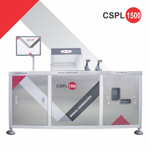CSPL 1500 GS1 Shipper Aggragation System