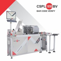 CSPL 1850 Bar Code Scanning and Verification
