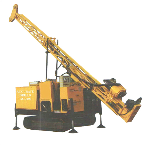 Mineral Exploration Core Drill Rig Machine