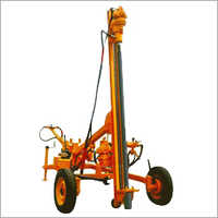 Wagon Drill Rig Machine