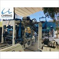 Chirag India's Best Paver Block Machine