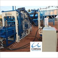 Chirag Multi-Raw Material Paving Block Making Machine
