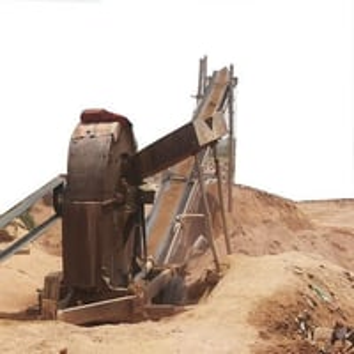 Dust Crusher Machine