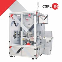 CSPL 1900 Print, Verification and Label Applicator