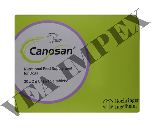 CANOSAN FOR DOGS-FEED SUPLIMENT