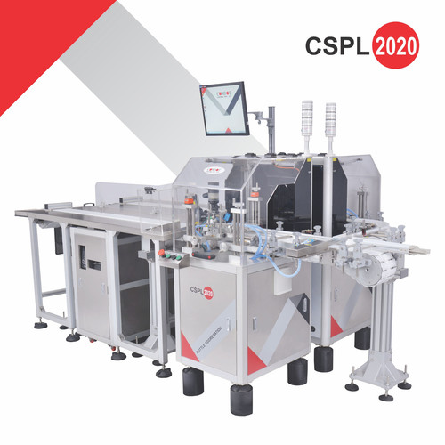 CSPL 2020 Dual Channel  Bottles Aggragtion System