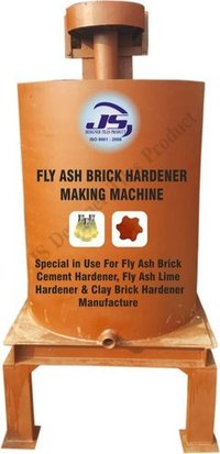 Fly ash Brick Hardener Making Machine