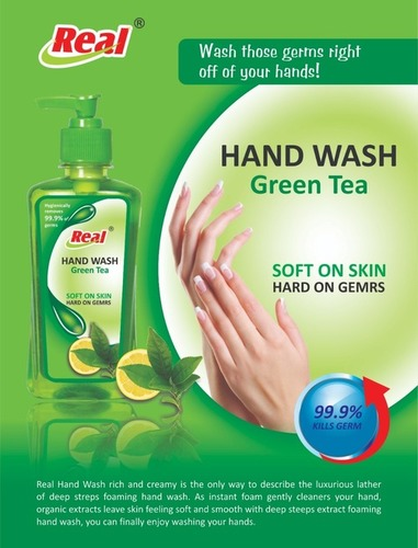 Hand Wash (Green Tea)