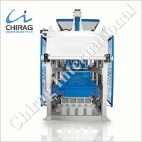 Chirag Multi-Design Hydraulic Paver Block Making Machine