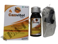 CANVITOL 30ML DROP FOR PETS