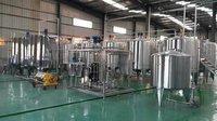 Stainless Steel Carbonated Beverage Bottling Equipment 15000 BPH Energy Saving