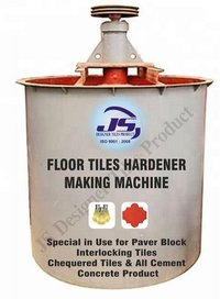Floor Tiles Hardener Making Machine