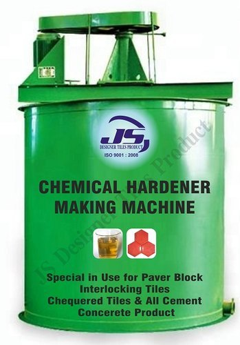 Chemical Hardener Making Machine