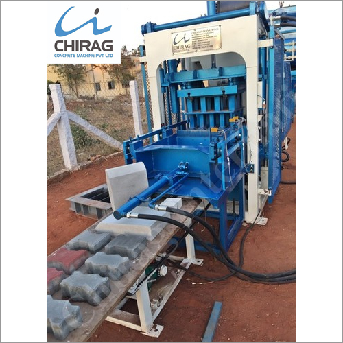 Chirag Next-Gen Concrete Paver Block Machine