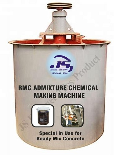 RMC Admixture Chemical Making Machine