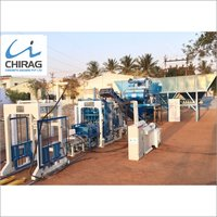 Chirag Eco Friendly High Pressure Paver Block Machine