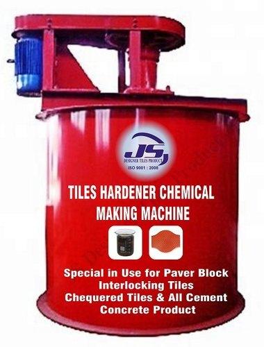 Tile Hardener Chemical Making Machine