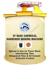 ST Base Chemical Hardener Making Machine