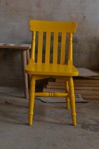 Wooden Restaurant Chair