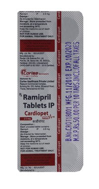 Cardiopet Tablets