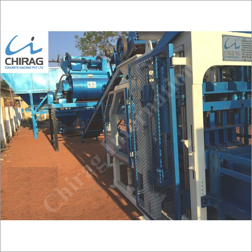 Chirag Modern Multifunction Block Machine