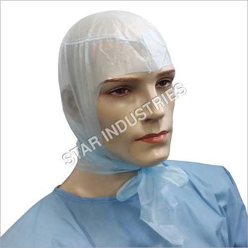 Disposable Hood Cap