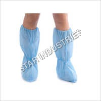 Disposable High Ankle Shoe Cover