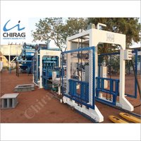 Chirag Mega Technology Bricks Manufacturing Machine