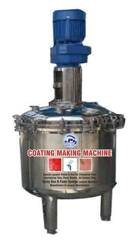 Coating Making Machine
