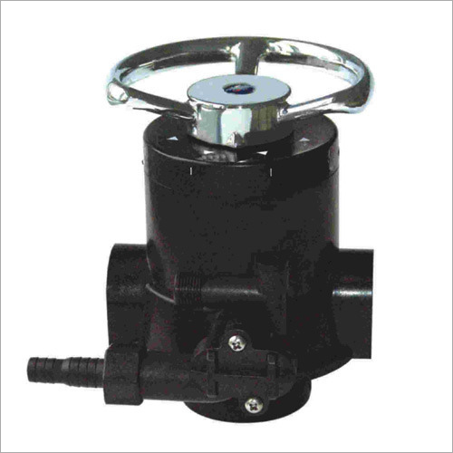 Manual Softener Valve