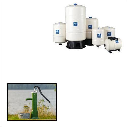Pressure Storage Water Tank