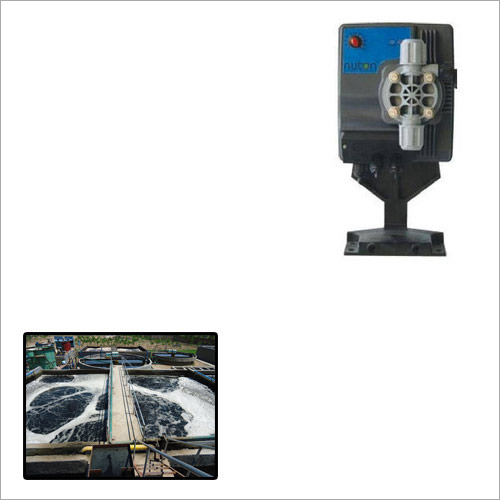 Analog Dosing Pump For Water Treatment Plant