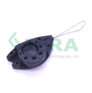 Drop wire clamp, FISH-3