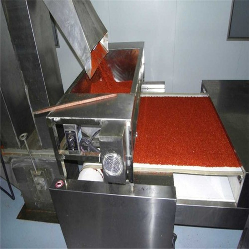 Tunnel Microwave Spices Sterilizer