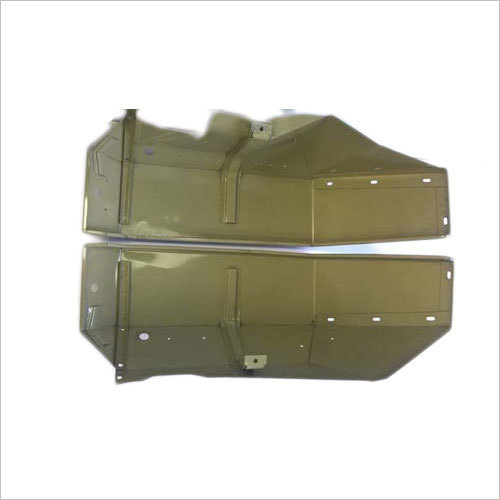 Major Mudguard Fender L R