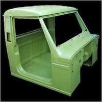 Bolero Pickup Cabin
