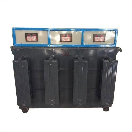 Three Phase Digital Servo Voltage Stabilizer