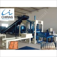 Chirag Mega Technology Hollow Block Making Machine