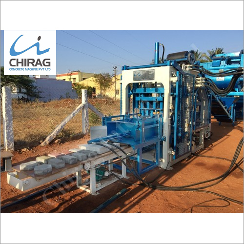 Chirag Unique Hydraulic Block Machine
