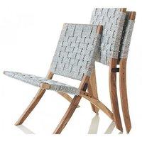 Silver Plastic Chair