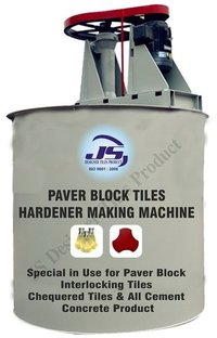 Paver Block Tile Hardener Chemical Making Machine