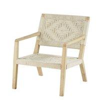 Cord Arm Chair