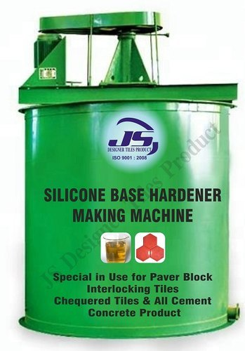 Silicone Base Hardener Making Machine
